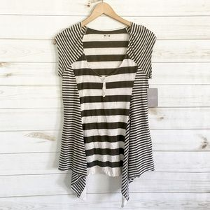 Anthropologie Loose Fit Casual Top Shirt